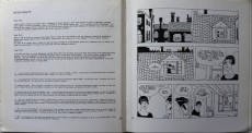 Extrait de (AUT) Pratt, Hugo (en italien) -Cat- Louise Brooks