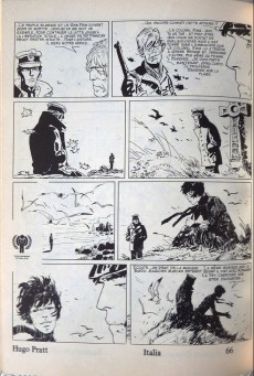 Extrait de (AUT) Pratt, Hugo (en italien) -TL- Cartoon for UNICEF : 1979 International Year of the Child