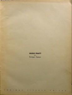 Extrait de (AUT) Pratt, Hugo (en espagnol) -a- Hugo Pratt