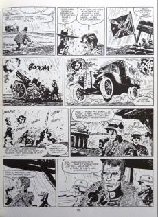 Extrait de Corto Maltese (en néerlandais) - De kelten
