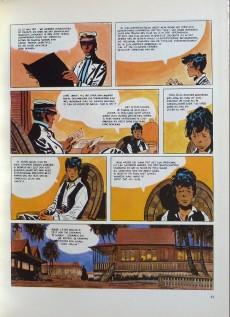 Extrait de Corto Maltese (en néerlandais) -1- Het geheim van Tristan Bantam - Rendez-vous in Bahia