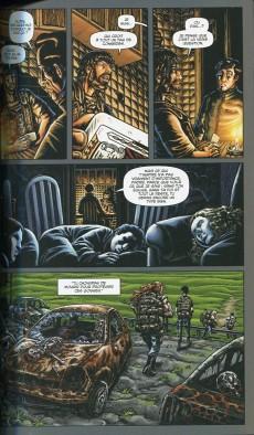 Extrait de Crossed (Terres maudites) -3- Terres maudites (III)