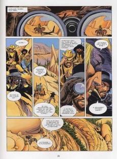 Extrait de Tex - Quatre tueurs -1- Le cavalier solitaire