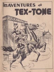 Extrait de Tex-Tone -78- Les Mains dans les poches...
