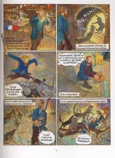 Extrait de Vincent et Van Gogh - Tome 1