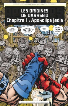 Extrait de La légende de Darkseid - La Légende de Darkseid