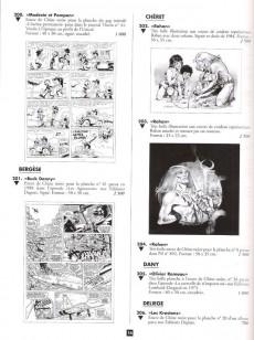Extrait de (Catalogues) Ventes aux enchères - Tajan - Tajan - Bandes dessinées - samedi 21 juin 1997 - Paris espace Tajan