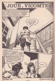 Extrait de Le vicomte (Comics Pocket) -5- Joue, Vicomte