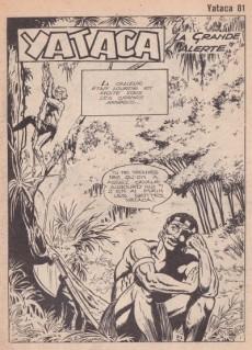 Extrait de Yataca (Fils-du-Soleil) -81- La grande alerte