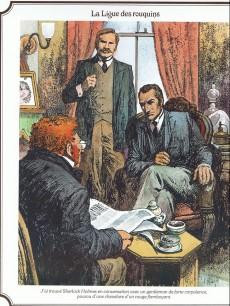 Extrait de Quatre enquêtes de Sherlock Holmes