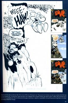 Extrait de Bone (Presses Aventure) -HS1- Le projet Bone