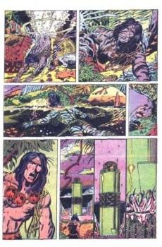Extrait de Conan the Barbarian Vol 1 (Marvel - 1970) -9- The garden of fear