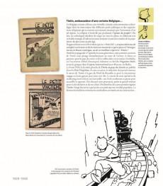 Extrait de Tintin - Divers -1b- Les Trésors de Tintin - 22 fac-similés rares extraits des archives d'Hergé