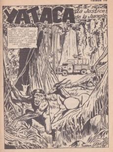Extrait de Yataca (Fils-du-Soleil) -76- La justice de la jungle