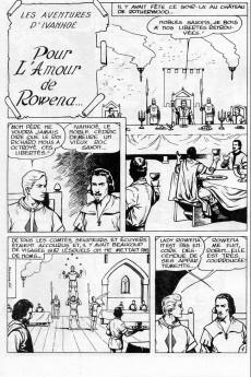 Extrait de Ivanhoé (3e série) (2013) -7- Pour l'amour de Rowena...
