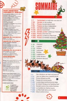 Extrait de Mickey Parade Géant Hors-série / collector -5HS05- Joyeux Noël à Donaldville