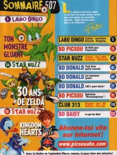 Extrait de Picsou Magazine -507- Picsou Magazine n° 507