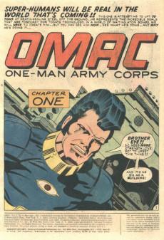 Extrait de Omac (1974) -4- Busting of a conqueror