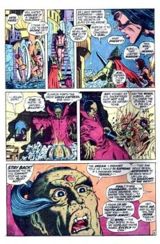 Extrait de Conan the Barbarian Vol 1 (Marvel - 1970) -15- The hell-hordes of chaos