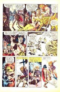 Extrait de Kull the Conqueror (1971) -1- A king comes riding!