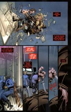 Extrait de Death of Wolverine: The Weapon X Program (2015) -3- Experimentation
