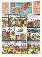 Extrait de Blake et Mortimer (Les aventures de) (Historique) -6d82- L'Enigme de l'Atlantide