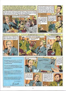 Extrait de Blake and Mortimer (The Adventures of) -919- The Time Trap