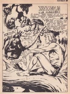 Extrait de Yataca (Fils-du-Soleil) -59- Le magicien