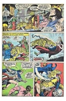 Extrait de Kull the Conqueror (1971) -3- The death dance of thulsa-doom!