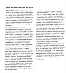 Extrait de Blake et Mortimer (Les Aventures de) -INT1b- Le secret de l'Espadon - Intégrale