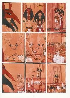 Extrait de Sur les terres d'Horus -2a2012- Meresanhk ou le choix de Seth