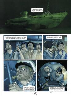 Extrait de U.47 -7TL- Duel sous la Manche