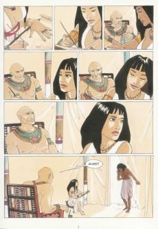 Extrait de Sur les terres d'Horus -1a2007- Khaemouaset ou la loi de Maât