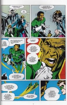 Extrait de Green Lantern Saga -30- Une nouvelle ère pour les Green Lantern