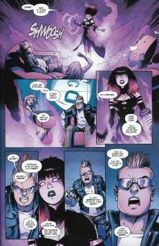 Extrait de Avengers Hors série (The) -6- Descente