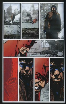 Extrait de Daredevil (100% Marvel - 1999) -4- Underboss