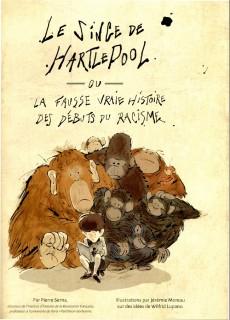 Extrait de Le singe de Hartlepool - Tome b