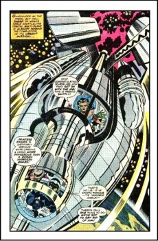 Extrait de Black Panther Vol.1 (Marvel - 1977) -3- Race against time