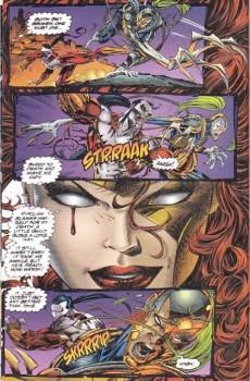 Extrait de Cyberforce (Image Comics - 1993) -2- Killer instinct: chapter two