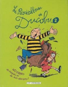 Extrait de L'Élève Ducobu -16Spe- Confisqué !