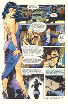 Extrait de Rocketeer Adventure Magazine (The) (1988) -1- Cliff's New York adventure