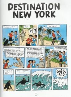 Extrait de Jo, Zette and Jocko (The adventures of) -2a- Destination New York