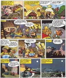 Extrait de Astérix -8'Dgd-  Astérix chez les Bretons