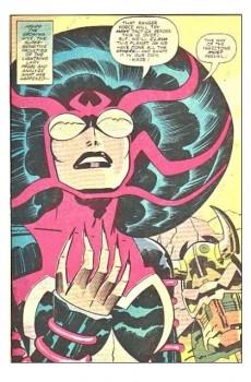 Extrait de Captain Victory and the Galactic Rangers (1981) -2- Death-hive, U.S.A.!