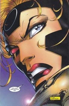 Extrait de Cyberforce (Image Comics - 1993) -4- Assault with a deadly woman, part 1