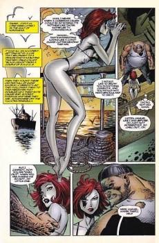 Extrait de Cyberforce (Image Comics - 1993) -5- Assault with a deadly woman, part 2