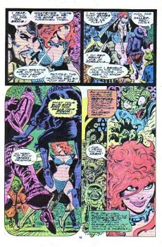 Extrait de Red Sonja Vol.1 (Marvel comics - 1977) -4- The lake of the unknown