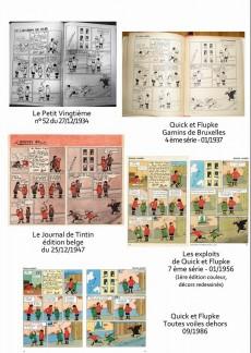 Extrait de (AUT) Hergé - Un éclairage sur les gags de Quick et Flupke