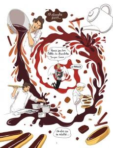 Extrait de Les secrets du chocolat - Voyage gourmand dans l'atelier de Jacques Genin