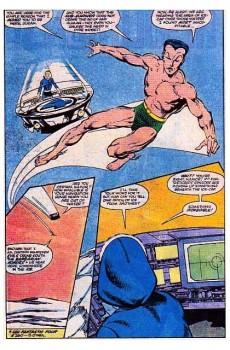 Extrait de Alpha Flight (1983) -4- Resolutions!